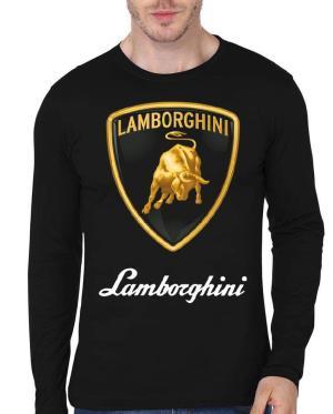 Museo Lamborghini Full Sleeve T-Shirt