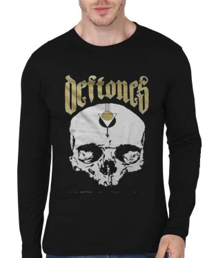 Deftones Black T-Shirt