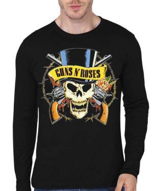 Guns N' Roses Full Sleeve T-Shirt