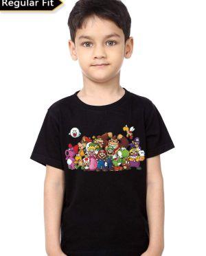 Mario Series Kids T-Shirt