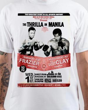 Thrilla In Manila T-Shirt