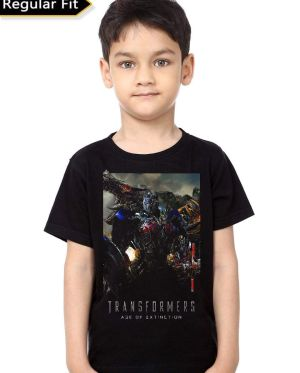 Transformers Age Of Extinction Kids T-Shirt