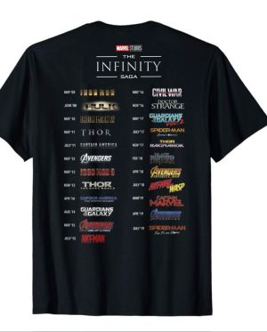 Marvel Infinity Saga T-Shirt