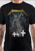 Metallica Black T-Shirt