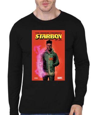 Starboy Full Sleeve T-Shirt