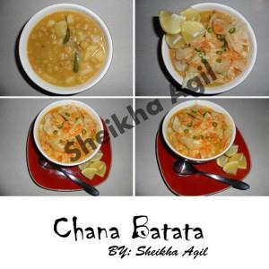 Chana batata