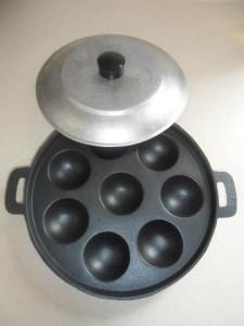 Vitumbua Pan