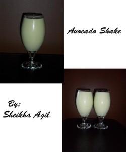 Avacado-shake