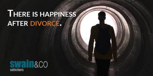 There is happiness after divorce | Family Law Legal Advice | Swain & Co Solicitors
