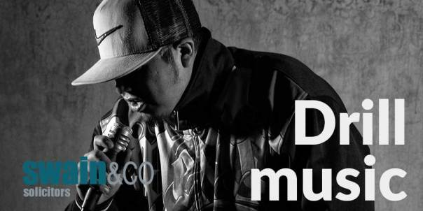 Drill music | Prison Law Solicitors | Swain & Co Solicitors