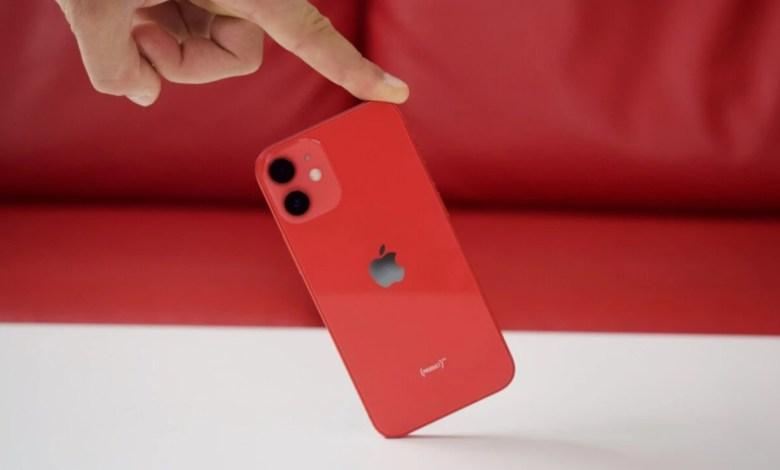 أبل قد توقف إنتاج iPhone 12 mini بحلول الربع الثاني