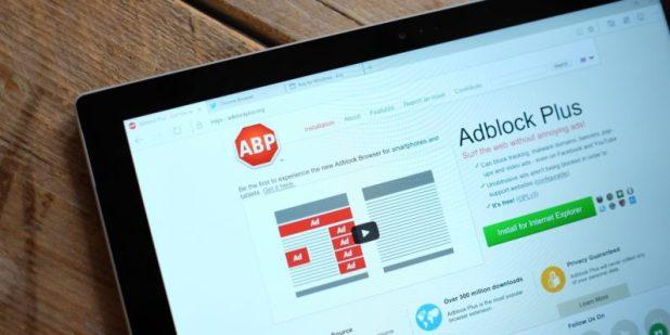 إضافة مزيفة لمانع الاعلانات (Adblock) تسجل 37000 مرة تحميل في شهر
