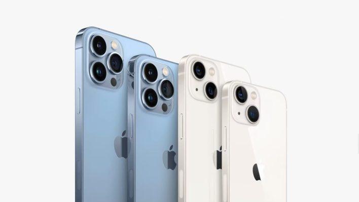 الحجز المسبق لهواتف iPhone 13 ينطلق رسمياً