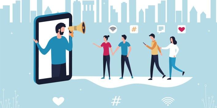 أفضل 50 شخصية مؤثرة في العالم عبر منصات التواصل الاجتماعي 1