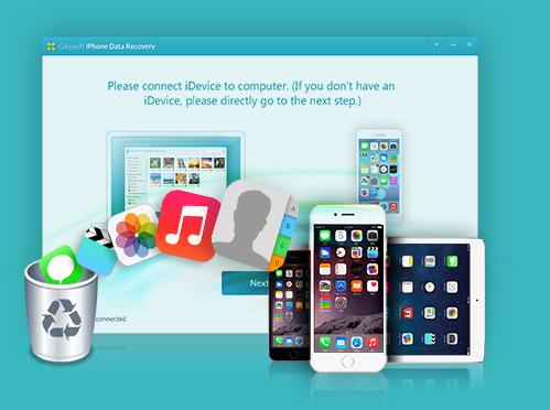 برنامج استرجاع الملفات المحذوفة من الايفون Gihosoft iPhone Data Recovery
