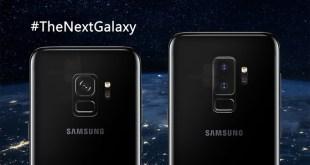 بلومبيريج : هاتف سامسونج جالاكسي اس 9 يظهر في فبراير ويطرح للبيع في مارس