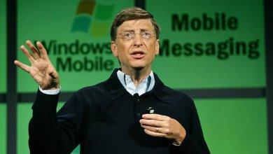 بيل جيتس يقول ان مايكروسوفت خسرت 400 مليار دولار بسبب نظام الاندرويد