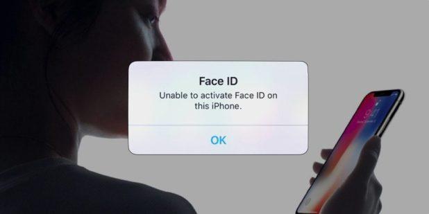 تقنية الـ Face ID تتعطل في الايفون اس بعد التحديث الى iOS 11.2
