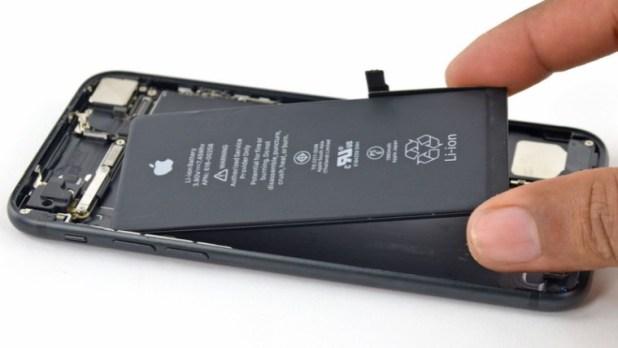 توقعات ابل تفقد مبيعات 16 مليون هاتف ايفون في 2018 بسبب برنامج استبدال البطارية
