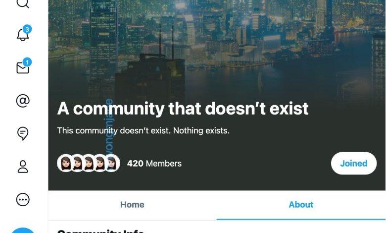 تويتر تبدأ اختبارات قصر رؤية التغريدات على مجموعات معينة