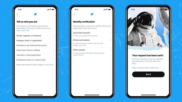 تويتر يقدم مزيد من التوضيح حول برنامج التحقق والمعايير الخاصة به