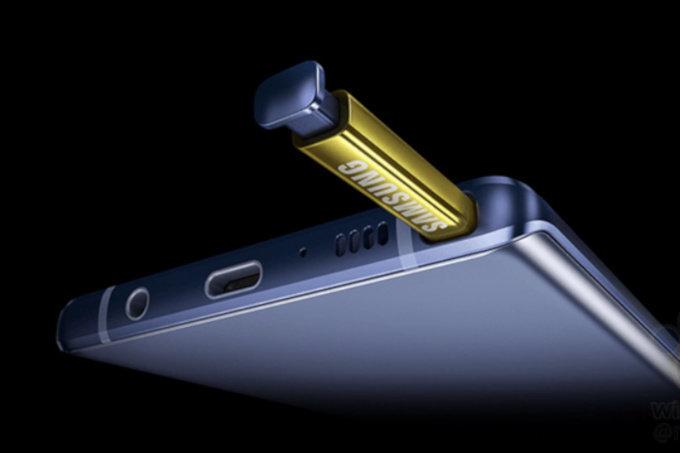 رسمياً : سامسونج تكشف عن هاتف نوت 9 ببطارية قوية وتصميم جديد لقلم الكتابة