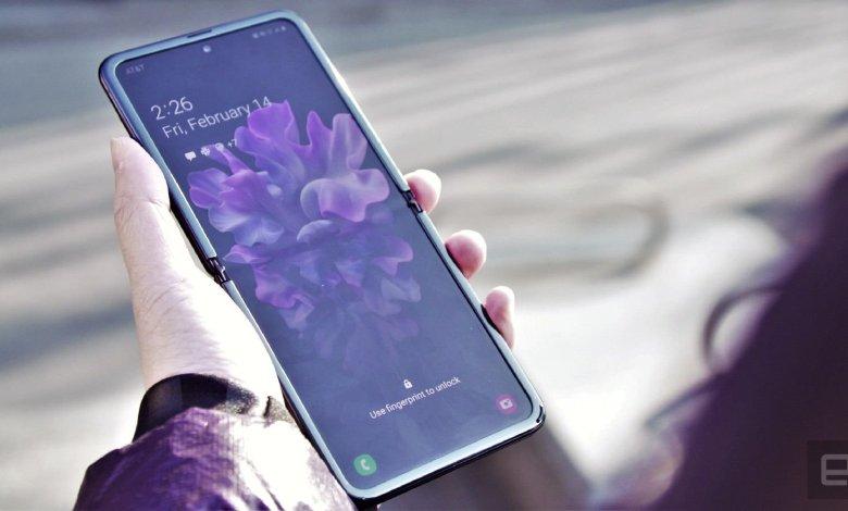 سامسونج تخطط لبيع شاشات الزجاج المرنة لشركات أخرى