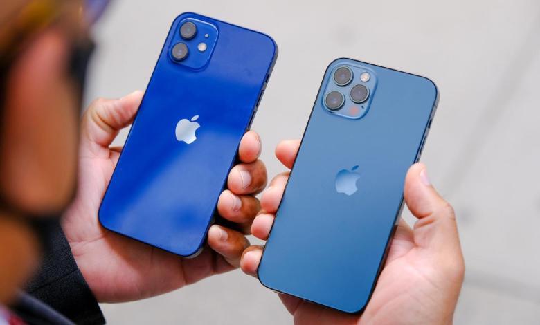 سوق الهواتف الذكية ينمو مرة أخرى في مطلع 2021