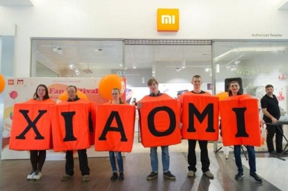 شاومي تقول انها اصبحت رابع شركة في العالم من حيث حجم مبيعات الهواتف الذكية