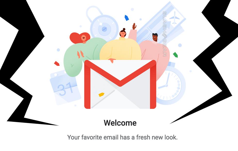 عملاء Google Apps يمكنهم الآن تجربة الشكل الجديد لبريد جيميل على الويب