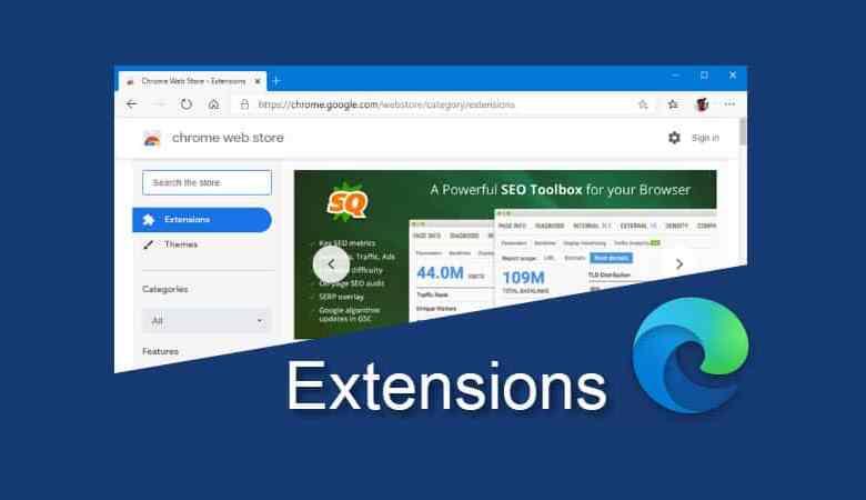 كيف تضيف (Extension) لمتصفح ايدج مايكروسوفت في 2021