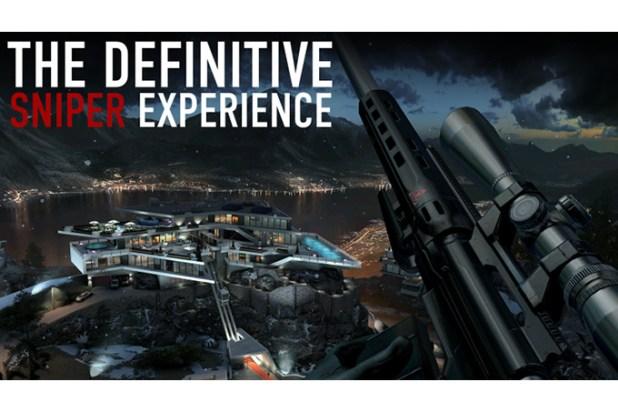 لعبة Hitman Sniper متاحه مجانا للاندرويد لفترة محدودة