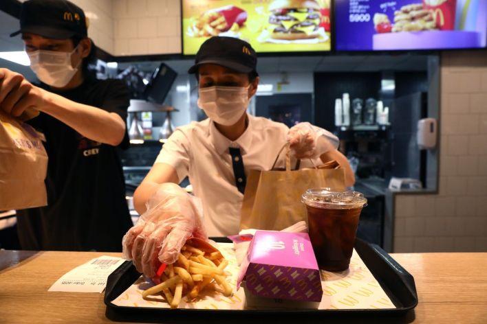 ماكدونالدز تعترف بعملية خرق للبيانات في الولايات المتحدة وكوريا الجنوبية وتايوان
