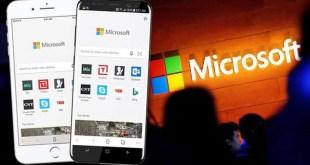 متصفح مايكروسوفت ايدج يتيح مزامنة كلمات المرور على الايفون والايباد