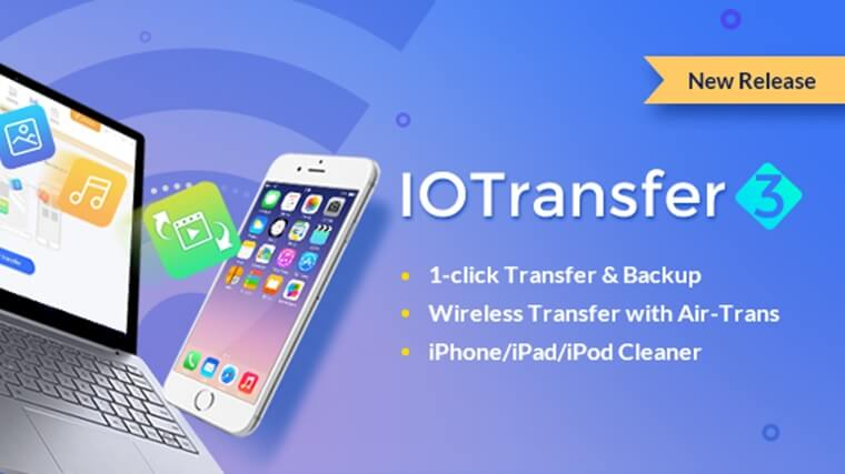 مراجعة برنامج IOTransfer 3 لادارة ونسخ ملفات الايفون والايباد والايبود تاتش