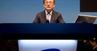 مفاجأة : رئيس سامسونج التنفيذي يعلن استقالته وسط حالة من الغموض