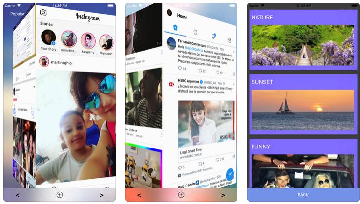 وفّر 20 دولار : تطبيق Social Media All In One App متاح مجاناً على متجر أبل