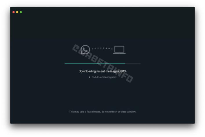 واتس اب يقترب من دعم تسجيل الدخول متعدد الأجهزة 1