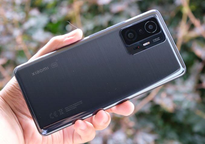 شاومي تطلق رسميا هواتفها الرائدة 11T و11T Pro 1
