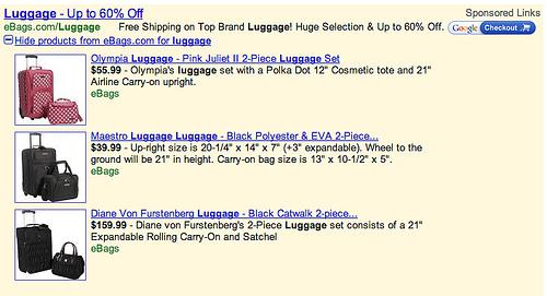 اعلان صوري قريباً في قوقل - Google Product Ad 6