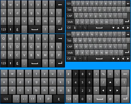 """أخبار قصيرة: موقع جديد لـ""""دو"""", نسخة مطورة من لوحة مفاتيح ويندوز موبايل .. و حمى البلاك بيري 3"""