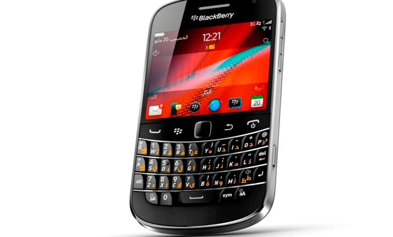 ٥ هواتف بلاك بيري جديدة بنظام بلاك بيري السابع تنطلق عالميا بداية من الشهر الجاري 9
