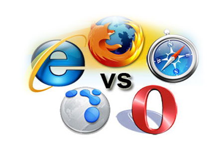 سباق ترتيب المتصفحات عالميا في اكتوبر 2012 7