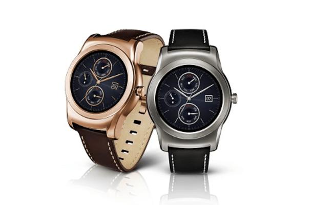 LG تقول انها ستقدم ساعة ذكية بتصميم معدني في MWC 2015 4