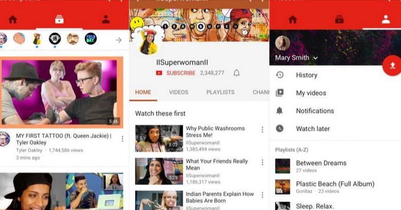 تحديث في تطبيق يوتيوب للايباد والايفون : الان يمكنك تعديل الفيديو قبل رفعه 2
