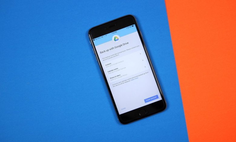 تطبيق جوجل درايف للايفون يتيح لك الان التحول بسهولة الى الاندرويد 5