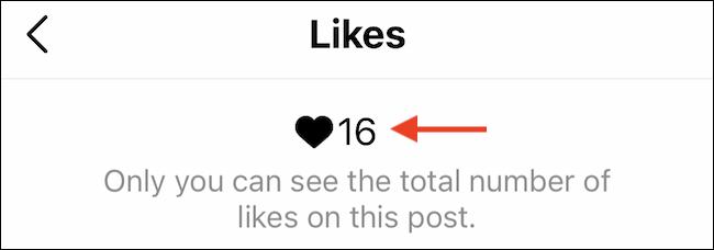 Instagram - كيف تخفي عدد الإعجابات على المنشورات الخاصة بك 4