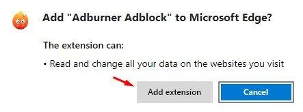 كيف تضيف (Extension) لمتصفح ايدج مايكروسوفت في 2021 5