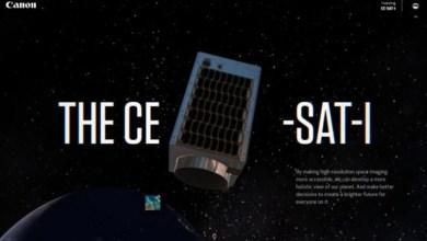Canon تطلق موقع تفاعلي يتيح لك التقاط صور من الفضاء