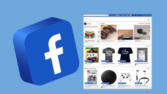 Facebook Marketplace يمتلك الان مليار مستخدم